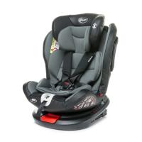 4Baby Roto-Fix Grey Bērnu autokrēsliņš 0-36 kg