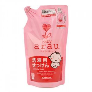 Arau Baby šķidrais mazgāšanas līdzeklis bērnu apģērbiem, pildviela 720ml