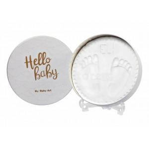 Baby Art Magic Box Komplekts mazuļa pēdiņu/rociņu nospieduma izveidošanai