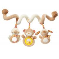 BabyFehn Bērnu rotaļlietu spirāle ratiem, gultai vai autokrēslam