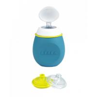 Beaba 912621 Silikona konteiners ūdenim, biezenim, sulām 180ml