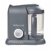 Beaba Babycook Solo 912794 Dark Grey Blenderis / smalcinātājs bērnu pārtikai