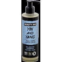 "Beauty Jar ""Yin and Yang'' - Šampūns taukainiem matiem 250ml"