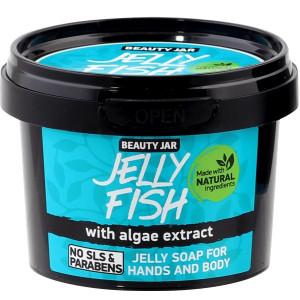 Beauty Jar JELLY FISH - ziepju želeja rokām un ķermenim 130g