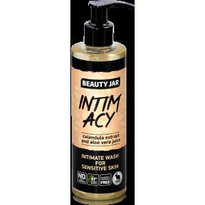 Beauty Jar INTIMACY - Gēls jutīgas ādas intīmai higiēnai 250ml