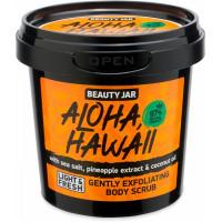 Beauty Jar ALOHA HAWAII pretnovecošanās ķermeņa un sejas skrubis, 200g
