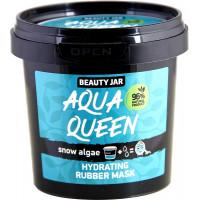 """Beauty Jar ''Aqua queen"""" algināta sejas maska ādas mitrināšanai 20g"""
