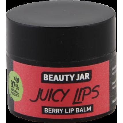 "Beauty Jar ''Juicy lips"" ogu balzams lūpām15ml"