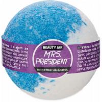 Beauty Jar MRS.PRESIDENT - vannas burbuļbumba ar mandeļu eļļu