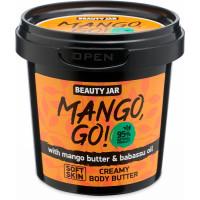 Beauty Jar MANGO, GO! - Krēms sviests, 135g