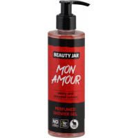 Beauty Jar MON AMOUR-parfimērais dušas gēls 250ml