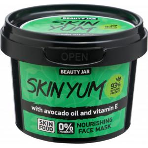 Beauty Jar SKIN YUM - Barojoša maska sejai, 100g