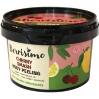 Beauty Jar Cherry smash ķermeņa skrubis 300g