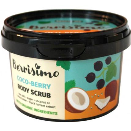 Beauty Jar Coco-berry ķermeņa skrubis 350g
