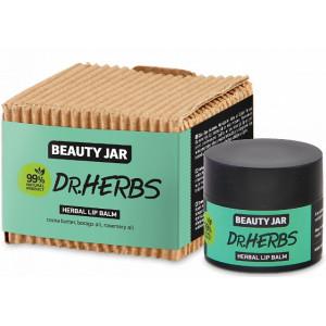 Beauty Jar Dr.Herbs zāļu balzams lūpām 15ml