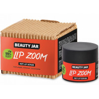 Beauty Jar Lip Zoom karstais skrubis lūpām 15ml
