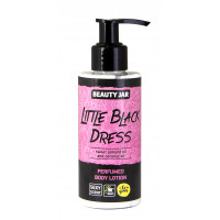 Beauty Jar LITTLE BLACK DRESS parfimēts losjons ķermenim 150ml