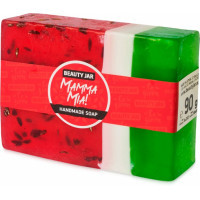 Beauty Jar Mamma Mia- rokdarbu ziepes 90g