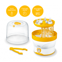 Beurer BY76 Digitālais tvaika pudeles sterilizators