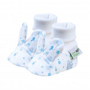 Bio Baby Organiskas kokvilnas bērnu zābaciņi