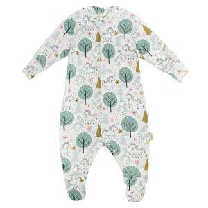 Bio Baby Organiskas kokvilnas zīdaiņu kombinezons