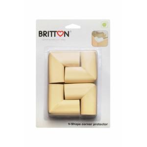 Britton B1815 Mīkstie stūru aizsargi 4 gab.