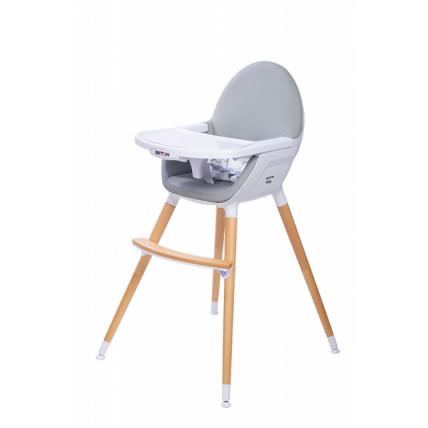 Britton B2131 Fika Light grey Barošanas krēsliņš