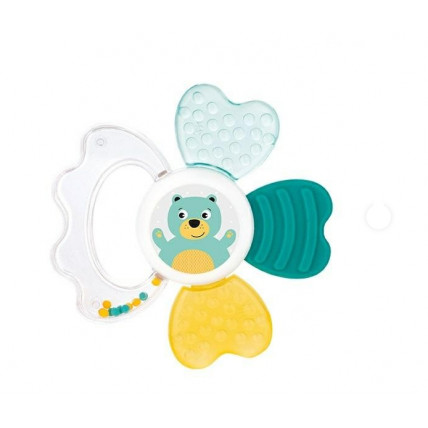 Canpol Babies 56/146 Bērnu grabulis ar zobgrauzni