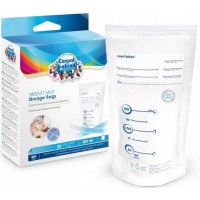Canpol Babies 70/001 Piena uzglabāšanas maisiņi 150 ml. (20 gab.)