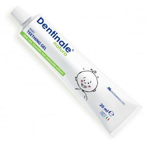 Bērnu gels smaganām zobu šķilšanās laikā Dentinale natura 20ml