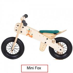 Koka skrejritenis Dip Dap Mini FOX no 2 līdz 4 gadiem