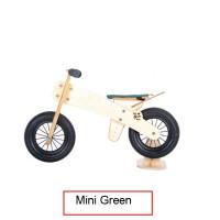 Dip Dap Mini GREEN Koka skrejritenis no 2 līdz 4 gadiem