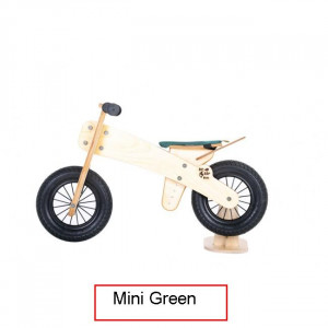 Koka skrejritenis Dip Dap Mini GREEN no 2 līdz 4 gadiem
