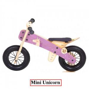 Dip Dap Mini UNICORN Koka skrejritenis no 2 līdz 4 gadiem