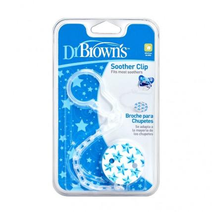 Dr.Browns AC037 Plastmasas māneklīša turētājs ar ķēdīti