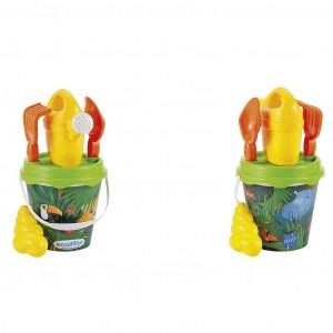 Ecoiffier 8/685S Smilšu kastes rotaļlietu komplekts