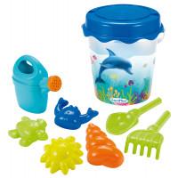 Ecoiffier 8/806S Smilšu kastes rotaļlietu komplekts