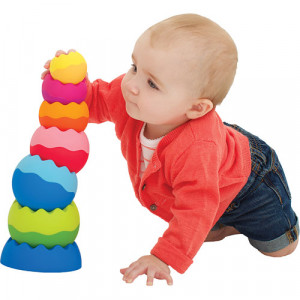 Fat Brain Toys FA070-1 Attīstošā piramīda