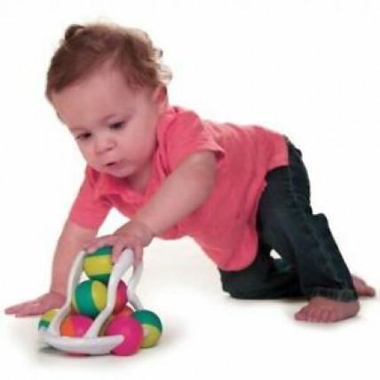 Fat Brain Toys FA106-1 Ritošā rotaļlieta