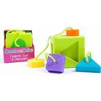 Fat Brain Toys FA120-1 Attīstošs kubs