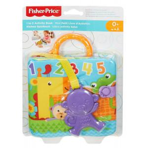 Fisher Price FGJ40 Mīksta mācību grāmata