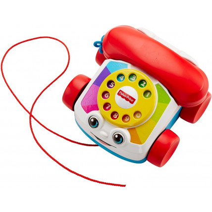 Fisher Price FGW66 Rotaļlieta telefons