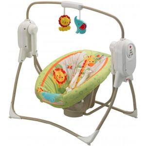 Fisher Price BFH05 Šūpoles - šūpuļkrēsls