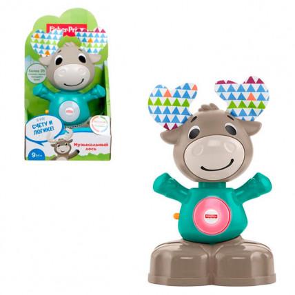 Fisher Price GXR03 Muzikālā rotaļlieta (latv.val.)