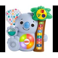 Fisher Price GRG60 Muzikālā rotaļlieta (krievu val.)