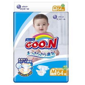 Japānas autiņbiksītes Goo.N (Goon) M – (6-11 kg)