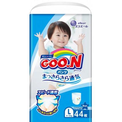 Autiņbiksītes-biksītes Goo.N PL zēniem 9-14kg 44gab