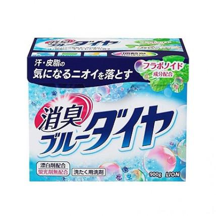 """Lion ''Blue diamond"""" veļas mazgāšanas pulveris 900g"""