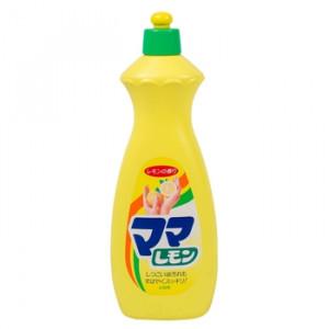 """Lion """"Mama Lemon"""" trauku mazgāšanas līdzeklis ar citrona aromātu 800ml"""
