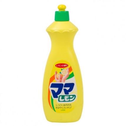 """Lion ''Mama Lemon"""" trauku mazgāšanas līdzeklis ar citrona aromātu, paraugs 50ml"""